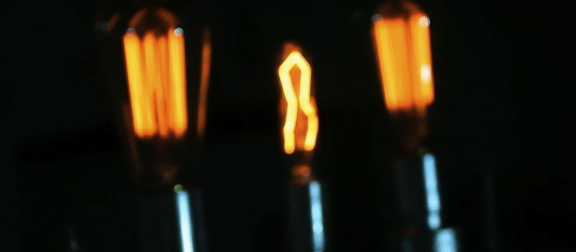 Alive video capture - glowing top lamps